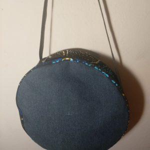 sac rond lumineux jean et wax
