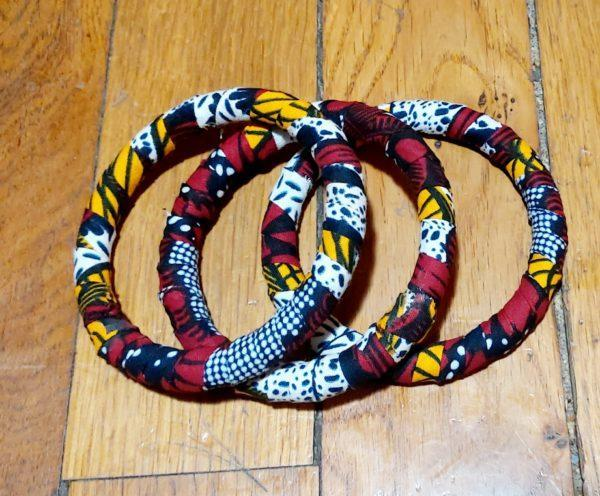 "bracelets ""les Lumineuses"" n°4"