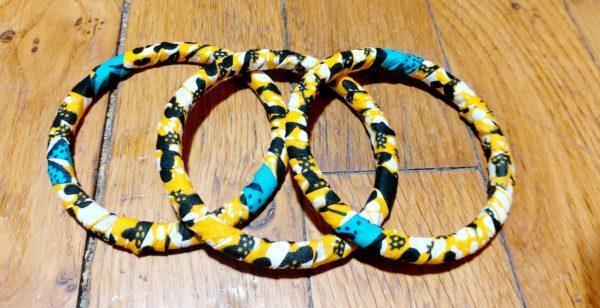 "bracelets ""les Lumineuse"" N°1"