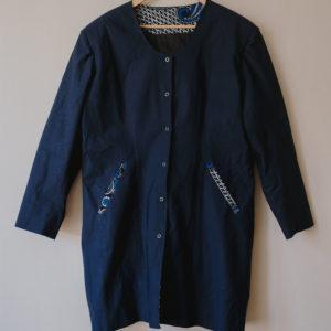Veste bleue Taille 48