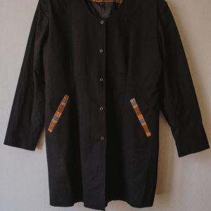 Veste noire Taille 48