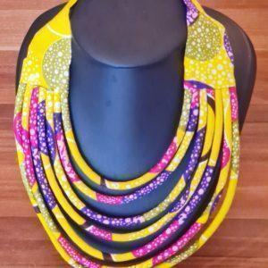 Collier Africantouch