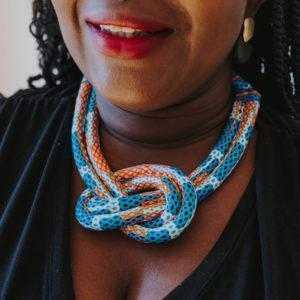 Collier Africantouch Wax